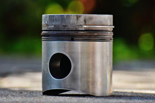 truck-butt motor piston piston eater