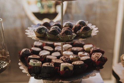 truffle  chocolate  cocoa