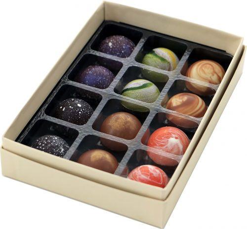 truffles chocolate dessert