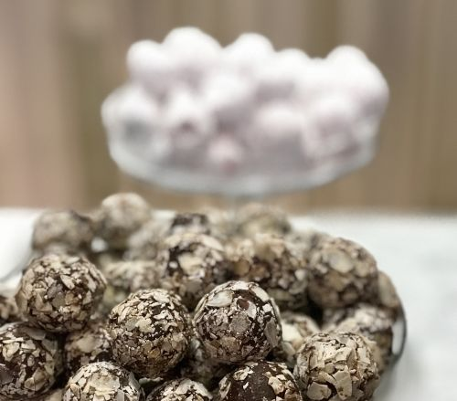 truffles chocolate chocolatier