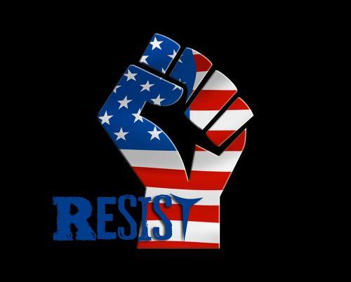 trump donald trump resist