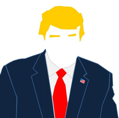 trump donald trump president