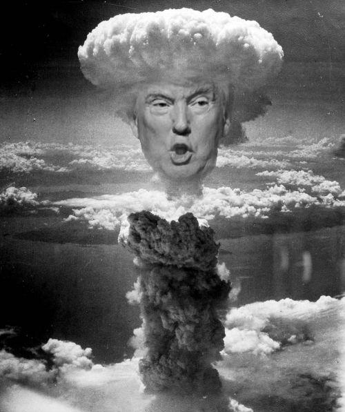 trump threats bomb