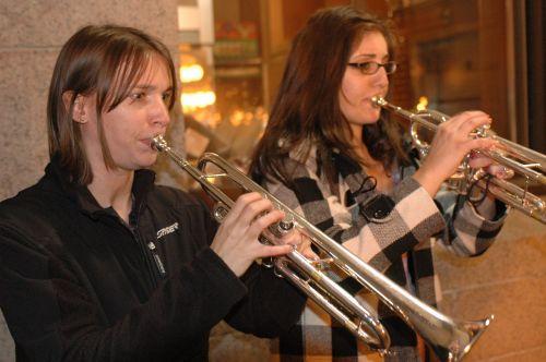 trumpet music musical