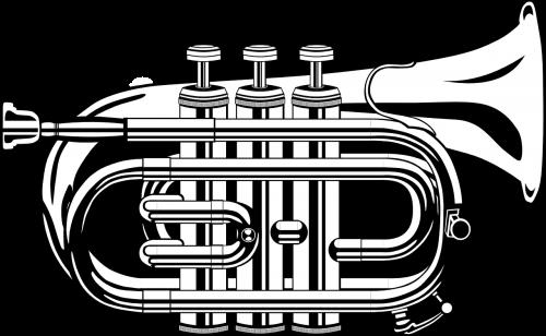 trumpet music brass