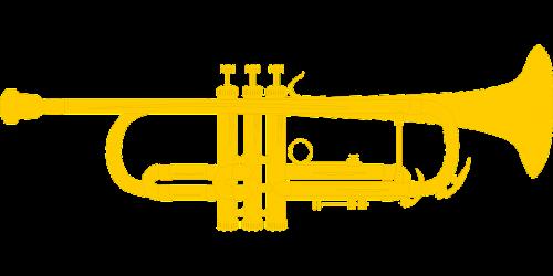 trumpet bugle music