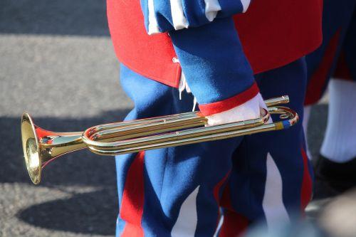 trumpet wind instrument instrument