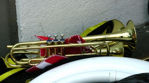 Trumpet Instrument