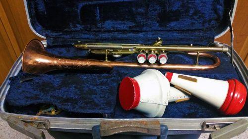 Trumpet - Old Conn