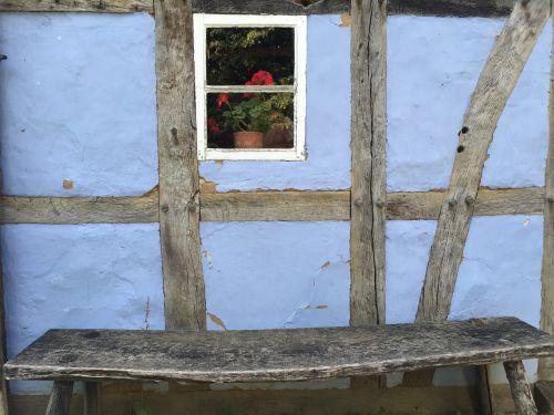 truss farmhouse nostalgia
