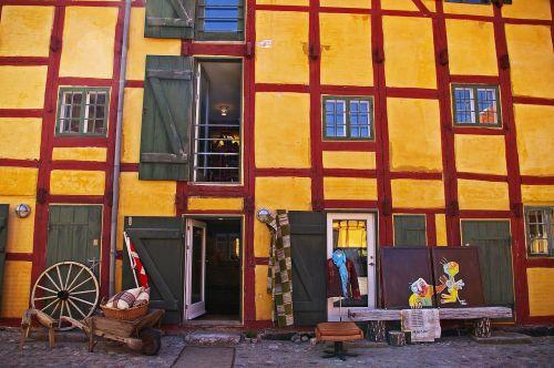 truss fachwerkhaus home