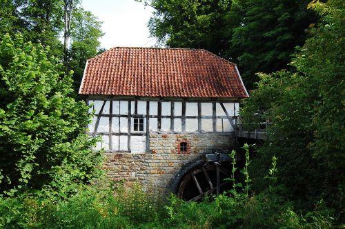 truss mill old