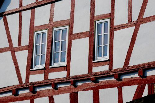truss old town fachwerkhaus
