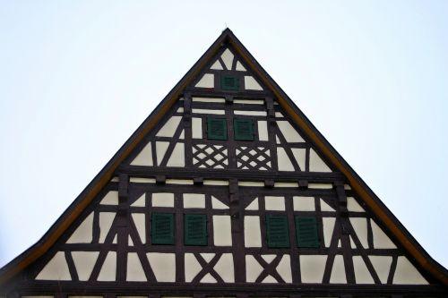 truss home fachwerkhaus