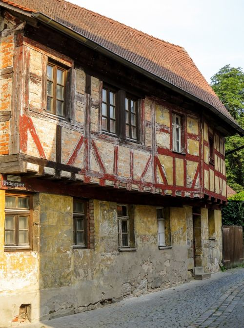 truss old middle ages