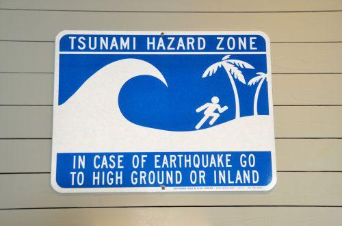 Tsunami Harzard Zone
