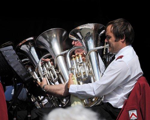 tuba  orchestra  brass