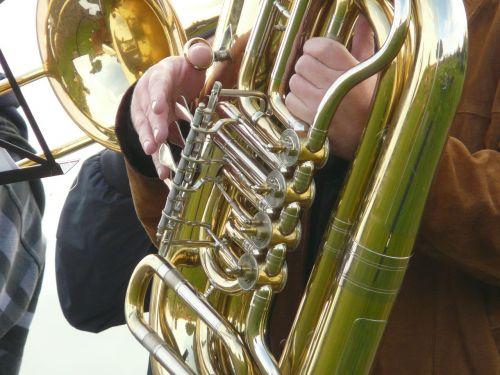 tuba blowers brass