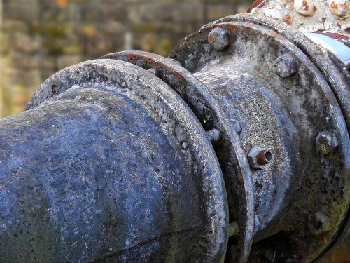tube metal iron