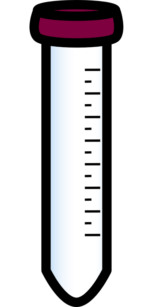 tube conical test