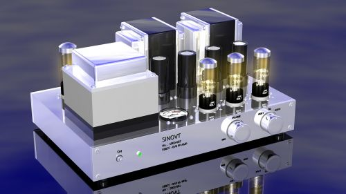 tube full amplifier extreme hifi technology exotic hifi
