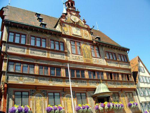tübingen germany town hall