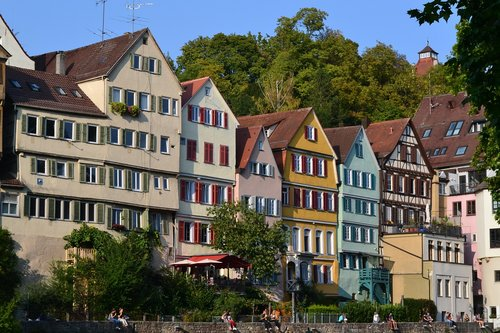 tübingen  city  germany