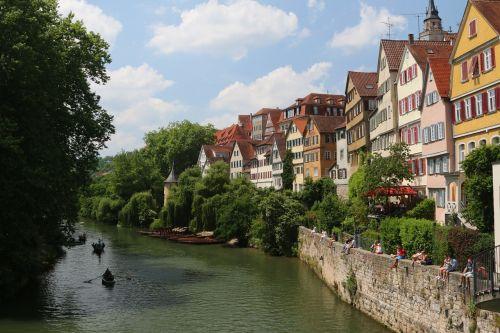 tübingen city old town