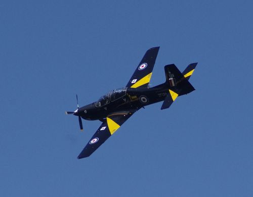 tucano airplane aircraft