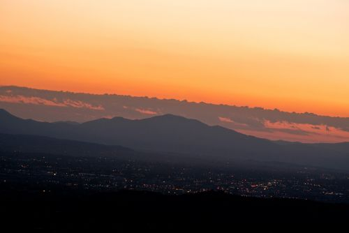 tucson, saulėtekis, dykuma, gamta, kraštovaizdis, Arizona, oranžinė, Tuksono saulėtekis