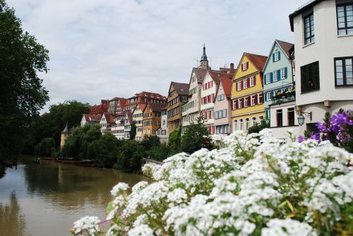 tuebingen germany river