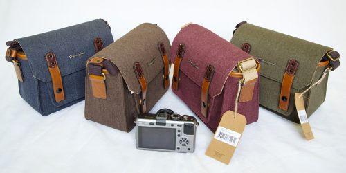 bag camera papas pocket