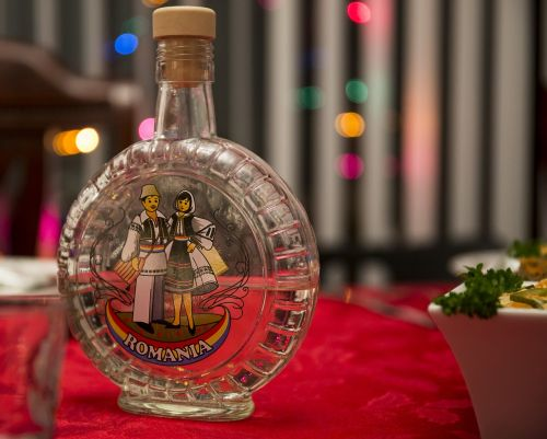 tuica moonshine alcohol