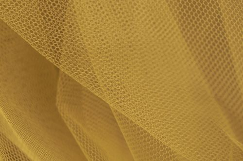 tulle fabric structure