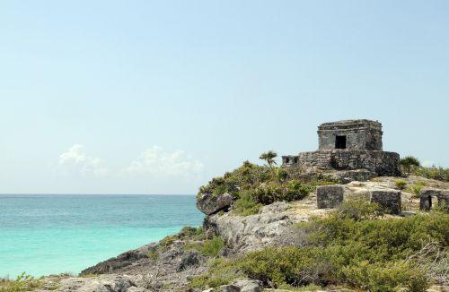 tulum mexico ancient ruins