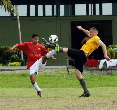 tumaco columbia football