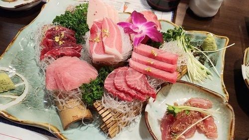 tuna  sushi  food