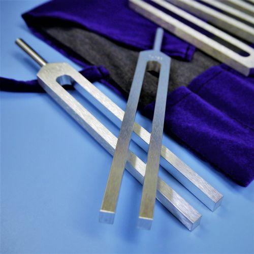 tuning fork healing brain tuner