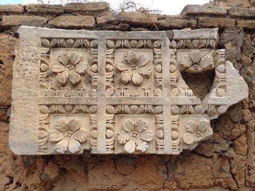 tunisia ornament stone