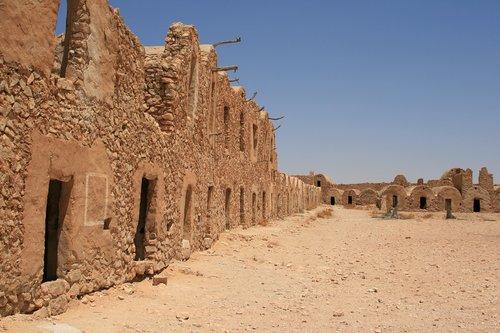 tunisia  matmata  filming location of star wars