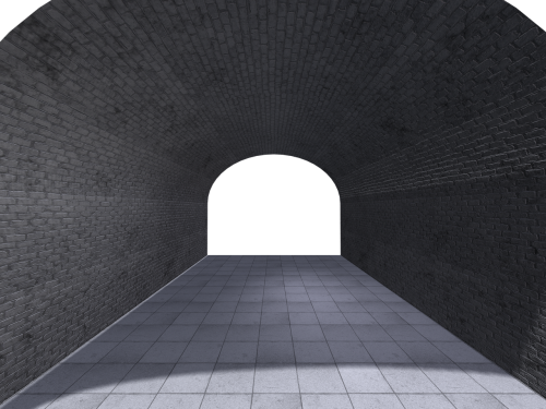 tunnel passage underpass