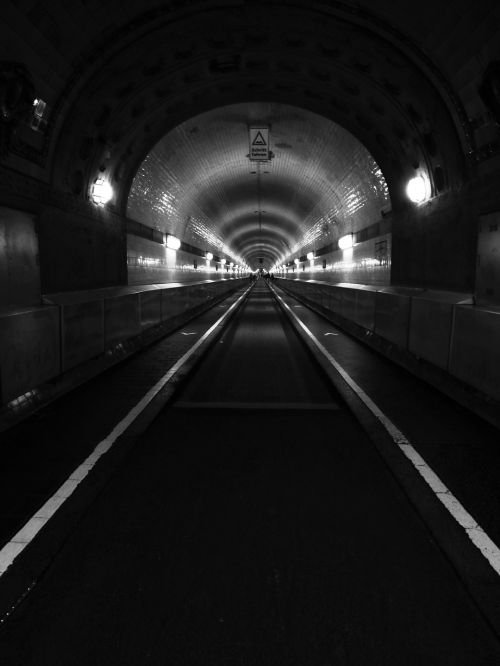 tunnel elbe tunnel hamburg