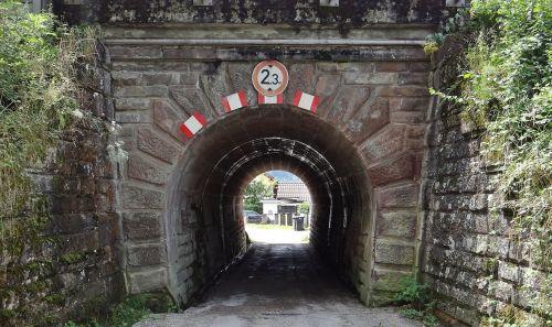 tunnel fils valley railway railway