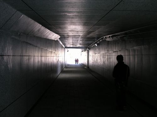 tunnel entrance structures