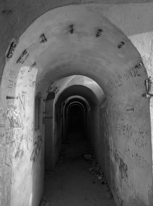 tunnels cartagena murcia