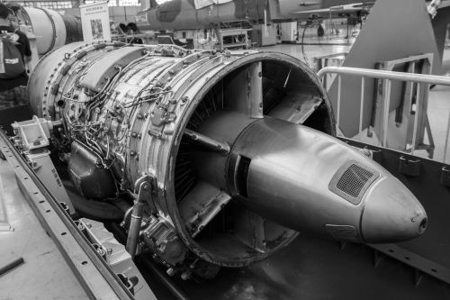 turbine plane maintenance