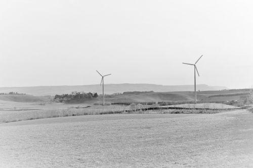 turbine farm wind