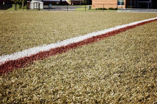 turf lines field