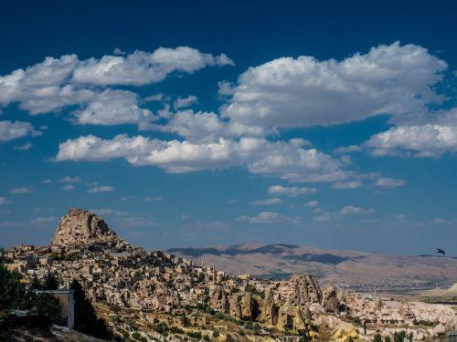 turkey cappadogia historical heritage