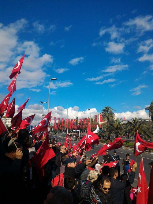 turkey istanbul victory day